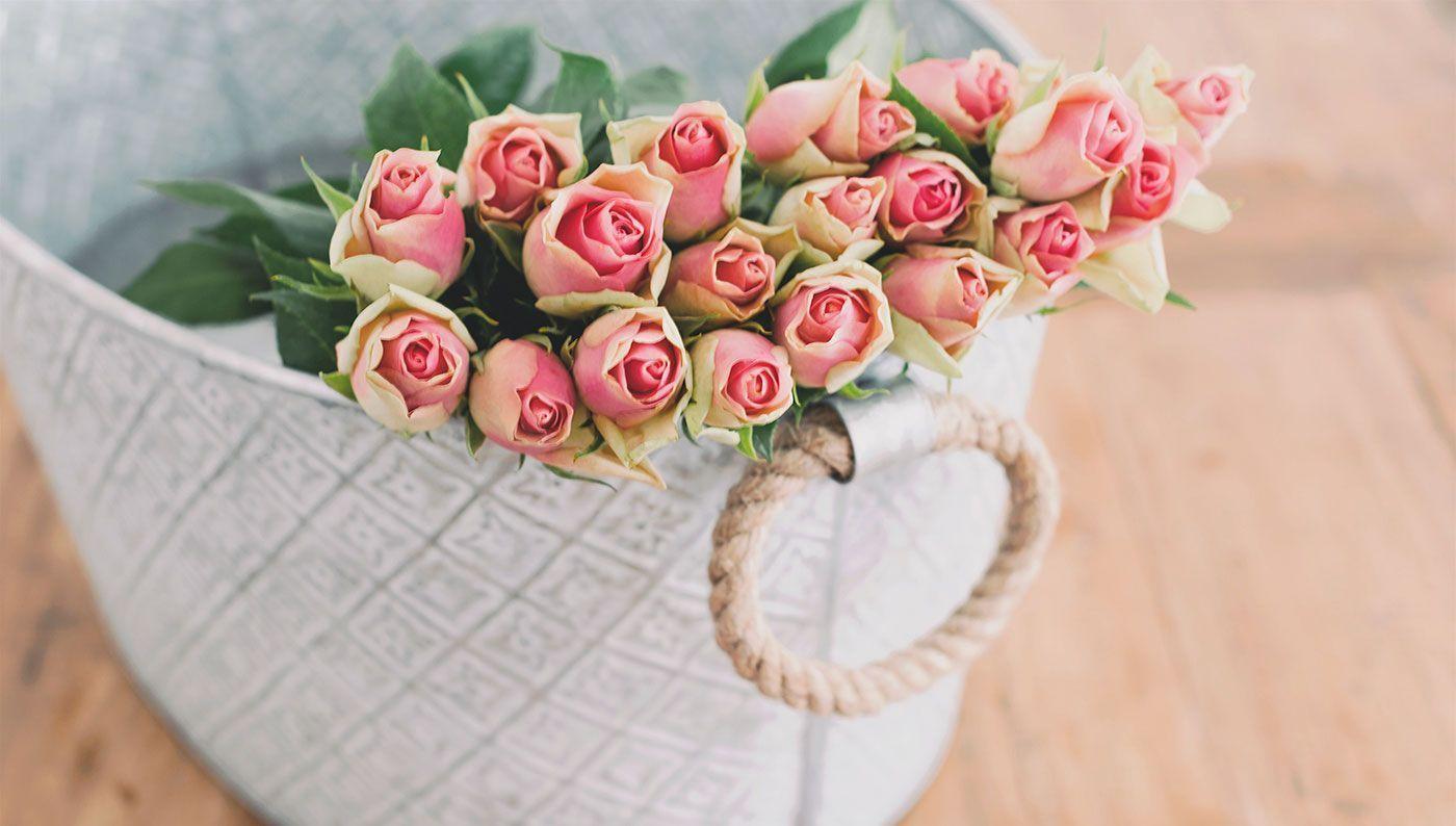 comprar centros de flores preservadas online