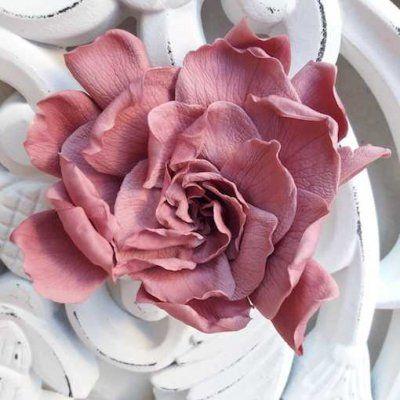 Gardenia Preservada Color Cherry Blossom